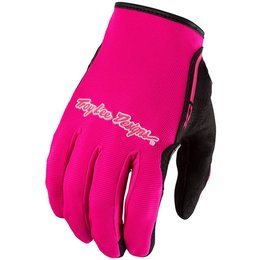 Troy Lee Designs Mens XC MX Motocross Off-Road Riding Gloves Pink