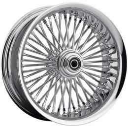 Drag Specialties 18x7 Softlip Radially Laced Rear Wheel Harley 0204-0433