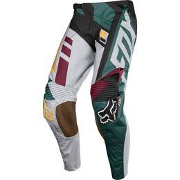 Fox Racing Mens 360 Divizion Limited Edition Pants Green