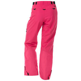 Divas Womens Prizm Waterproof Shell Technical Snowmobile Pants Pink