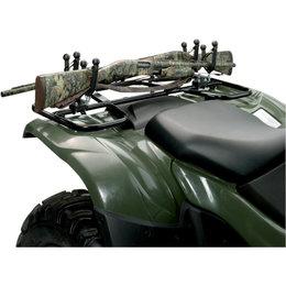 Moose Racing Ozark Double Gun Rack Rubber ATV Universal Black