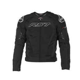 RST Mens Tractech EVO II Textile Jacket Black