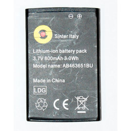 Nolan N-Com Replacement Battery For The B1 And B4 RCS Communication Kits
