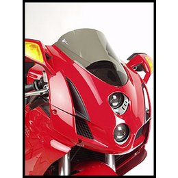 Zero Gravity Double Bubble Windscreen Smoke For Ducati 749 999 03