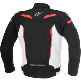 Alpinestars Mens T-GP Plus R V2 Air All-Weather Textile Sport Riding Jacket Black