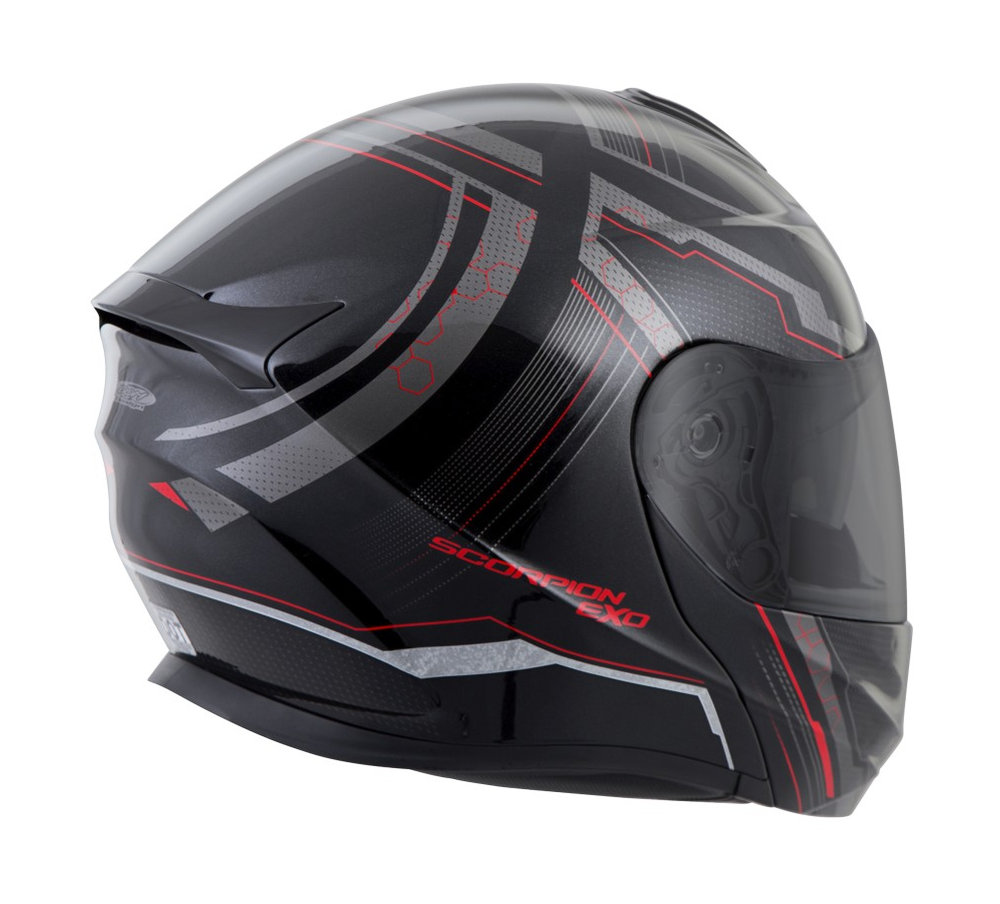 Full Face Cruiser Helmets >> $229.95 Scorpion EXO-GT920 EXOGT 920 Satellite Modular #1067486
