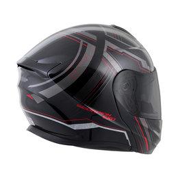 Scorpion EXO-GT920 EXOGT 920 Satellite Modular Helmet Red