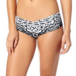 Fox Racing Womens Multiply Cheeky Bikini Bottom Black
