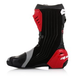 Alpinestars Mens Limited Edition Mach 1 Supertech R Vinales Boots Red