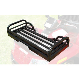 Great Day Mighty Light Rack Front Aluminum Black ATV Universal Black