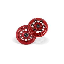 Red Barnett Pressure Plate Billet For Ducati 6-speed Dry