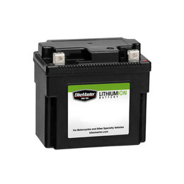 Bikemaster Lithium Ion Battery 12V DLFP-4L-BS Replaces Yuasa YTX4L-BS