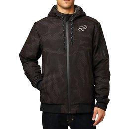 Fox Racing Mens Storm Sasquatch Hooded Jacket