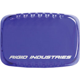 Rigid ATV SR-M Polycarbonate Plastic Light Cover Blue 30194 Blue