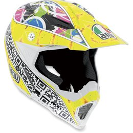 Q-code Agv Mens Ax-8 Evo Helmet 2013