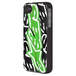 Green Alpinestars Stuck Case Holder Accessory For Iphone 4 4s 2013