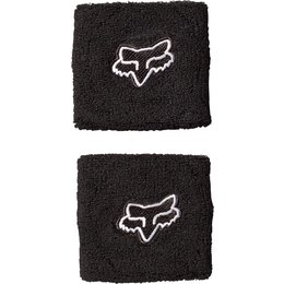 Fox Racing Pile Up Wristbands Pair Black