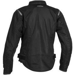 Black Firstgear Womens Contour Mesh Jacket