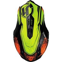 Just1 J12 J-12 Dominator MX Helmet Green
