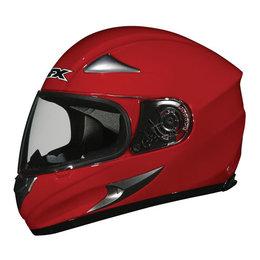 Red Afx Mens Fx-90 Fx90 Full Face Helmet