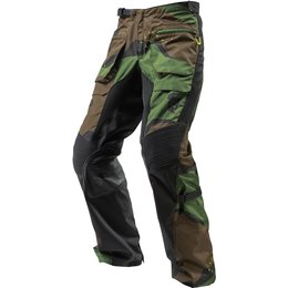 Thor Mens Terrain Over-the-Boot Pants Green