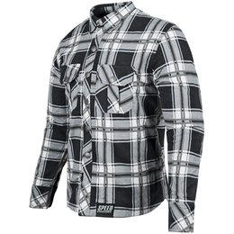 Speed & Strength Mens Rust And Redemption Long Sleeve Armored Moto Shirt Black