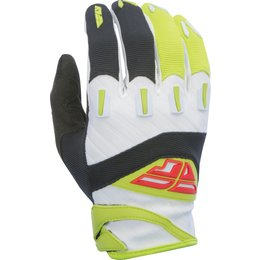 Fly Racing Youth Boys MX Offroad F-16 Riding Gloves Black