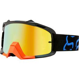 Fox Racing Youth AIRSPC Airspace Preme MX Goggles Black