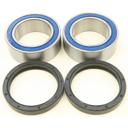 All Balls Racing Rear Wheel Bearing And Seal Kit Can-Am Suzuki 25-1663 Unpainted