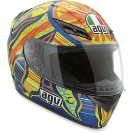5-continents Agv Mens K3 Full Face Helmet 2013