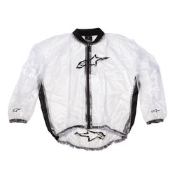 Clear Alpinestars Mx Mud Jacket