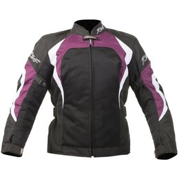 RST Womens Brooklyn Ventilated Textile Jacket Black