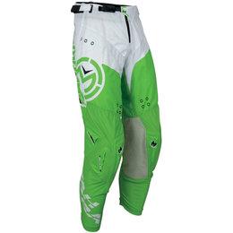Moose Racing Mens Sahara MX Motorcross Pants Green