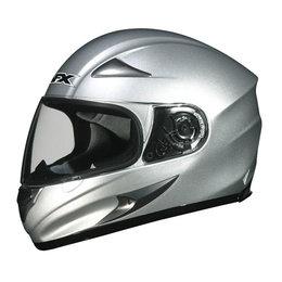 Silver Afx Mens Fx-90 Fx90 Full Face Helmet