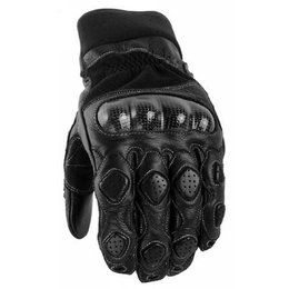 Black Power Trip Grand National Gloves