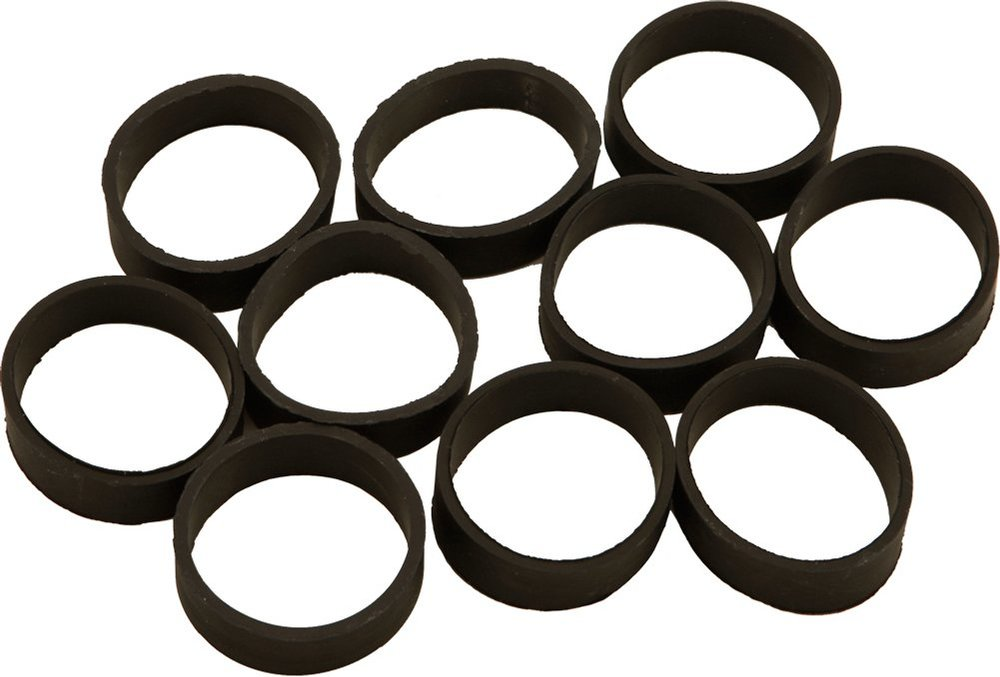 $9.77 HardDrive Grip Rings Rubber Band O-Ring 10-Pack For #1019751