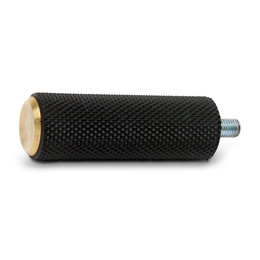 Arlen Ness Knurled Fusion Shift Peg Billet Aluminum For Harley Brass 07-933 Bronze