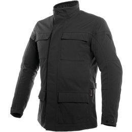 Dainese Mens Bristol D-Dry Soft-Armored Textile Jacket Black