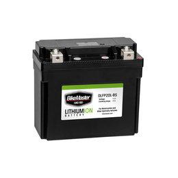 Bikemaster Lithium Ion Battery 12V DLFP-20L-BS Replaces Yuasa YB16L-B YB16CL-B