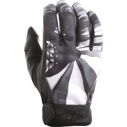 Fly Racing Mens Street Subvert Fracture Gloves Black