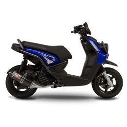 Carbon Fiber Muffler & Carbon Fiber Tip Yoshimura Exhaust Trc Full System Stainless Carbon Fiber For Yamaha Zuma 125 09
