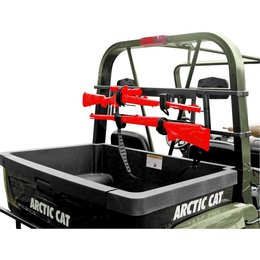 Black Great Day Power Ride Gun Carrier For Arctic Cat Prowler