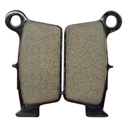 SBS Off Road SI Sintered Rear Brake Pads Single Set Beta Gas Gas Sherco 790SI Unpainted