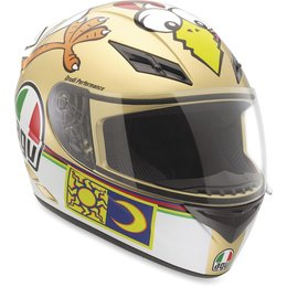Chicken Agv Mens K3 Full Face Helmet 2013