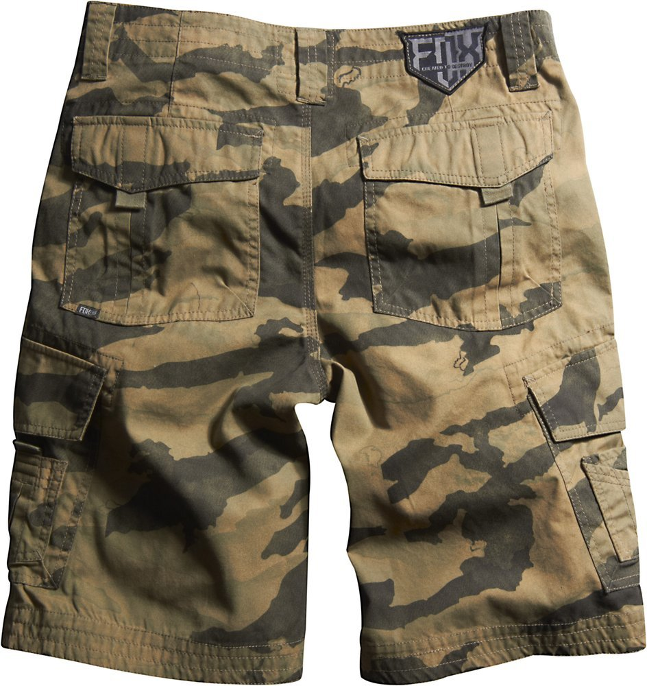 $43.25 Fox Racing Mens Slambozo Camo Cargo Shorts 2013 #197269