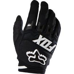 Fox Racing Youth Boys Dirtpaw Race Mesh Gloves Black