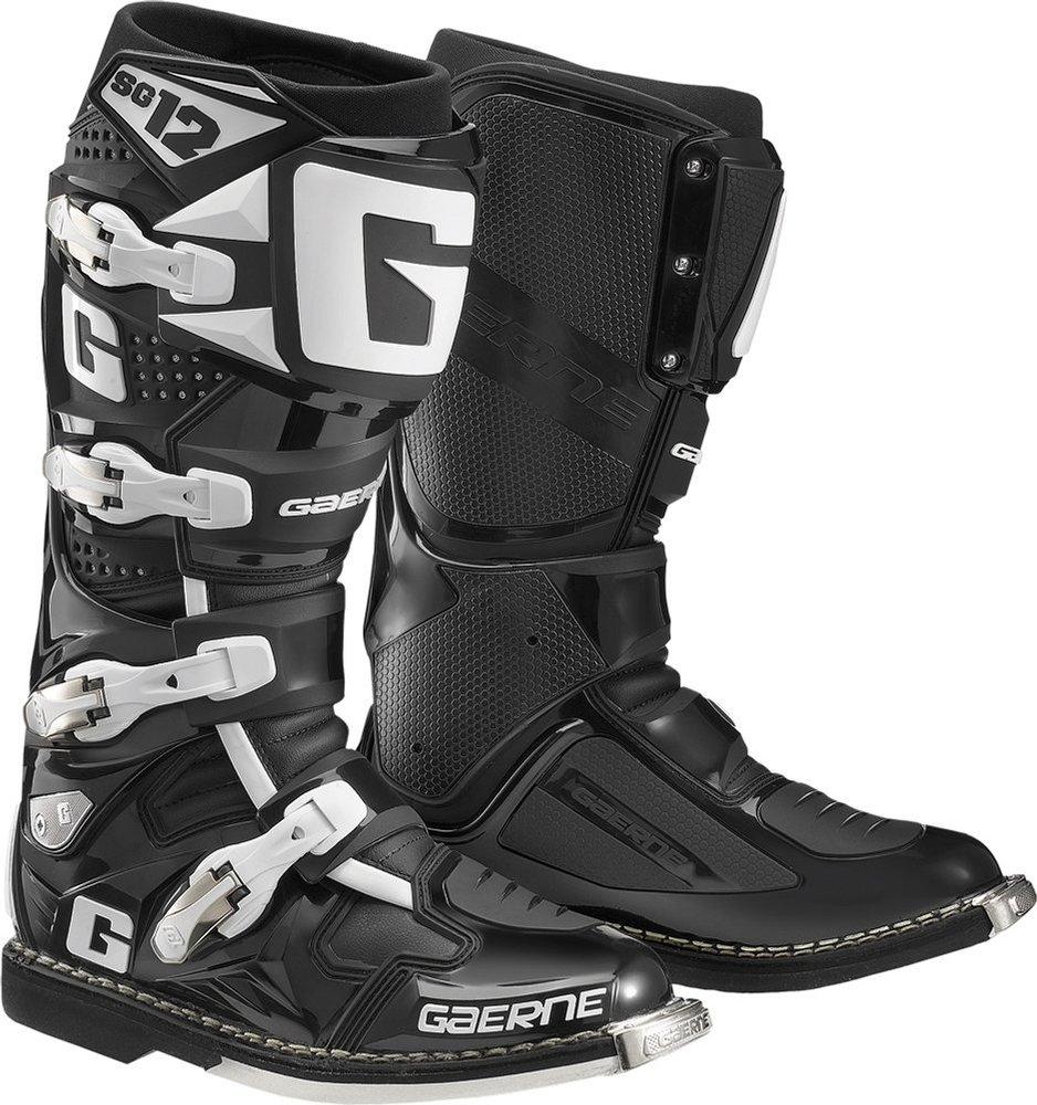 Gaerne Boots Sg12 >> Gaerne Mens Sg 12 Sg12 Motocross Boots