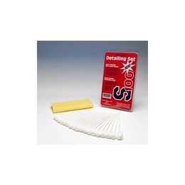 S100 Motorcycle Detailing Set W/ Polish Cloth And Swabs