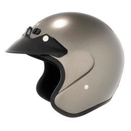 Cyber U-6 Open Face Helmet Silver