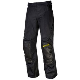 Klim Mens Voyage Air MX Offroad Mesh Ventilated Riding Pants Black